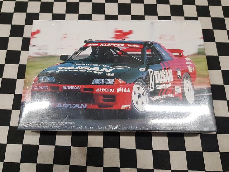 1:24 Plastic Model Kit Taisan NISSAN SKYLINE GTR Group A Race Car