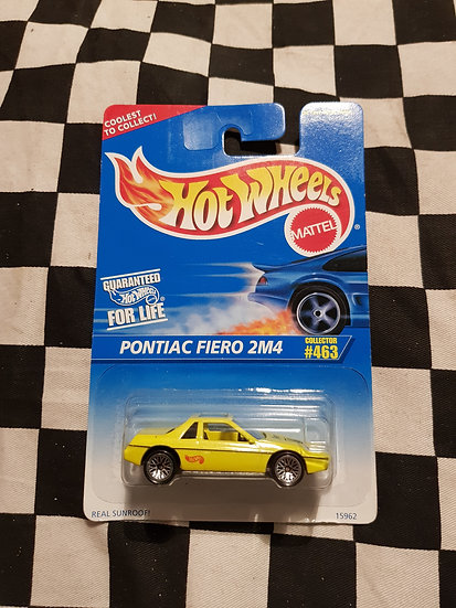 Hot Wheels 1995 Pontiac Fiero 2M4