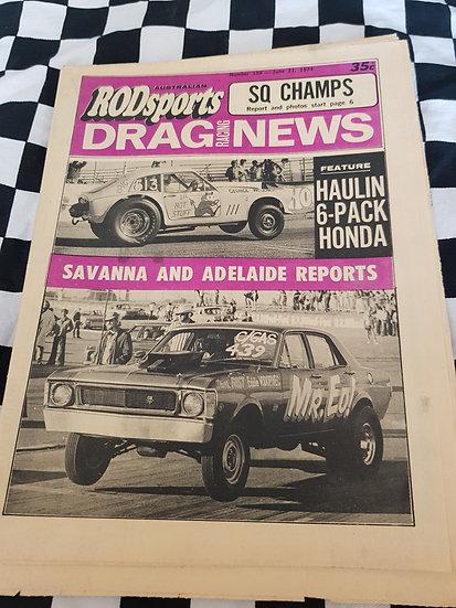 Australian Rodsports Drag Racing News #159