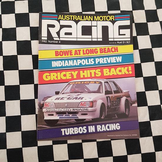 Australian Motor Racing #4 1982