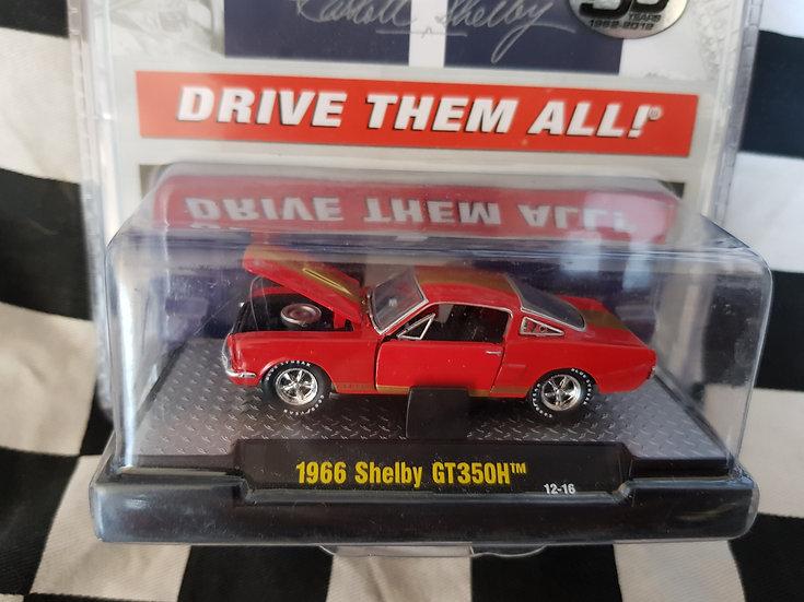 M2 Caroll Shellby 50th Anniversary 1966 Shelby GT350H Mustang