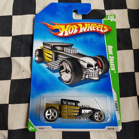 Hot Wheels 2009 SUPER TREASURE HUNT Bone Shaker