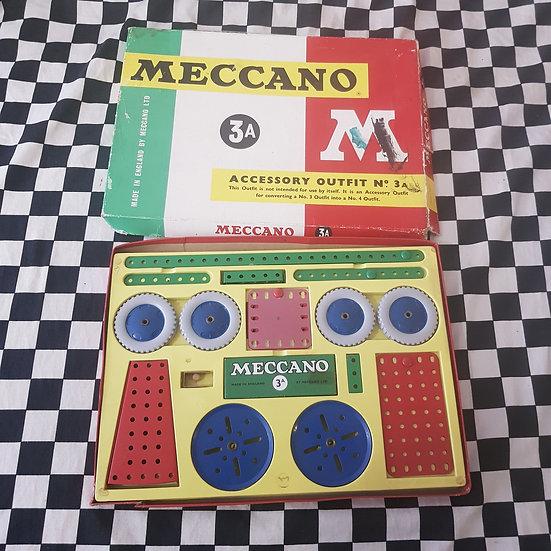 Original Meccano Accessory Outfit 3A