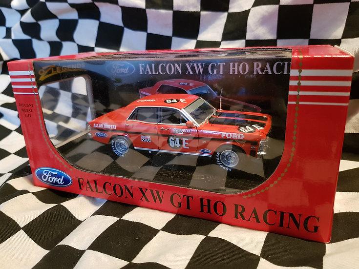 OZ Legends ALLAN MOFFAT 64E XW GTHO Racing Ford Falcon 1:32