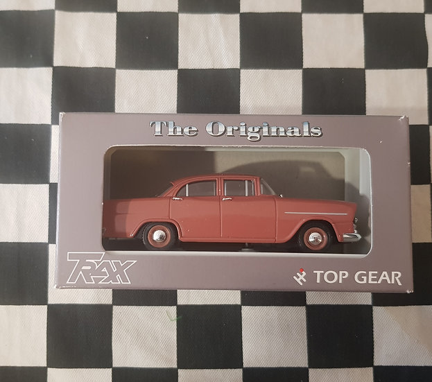 Trax 1:43 TR20C FB Holden Sedan Salmon