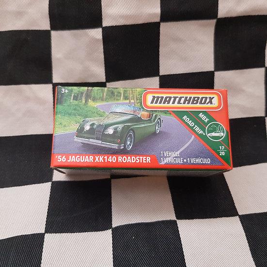 Matchbox56 Jaguar xk140 Roadster