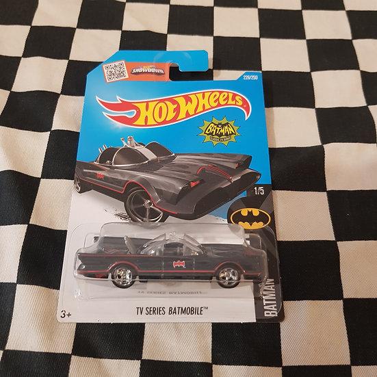 Hot Wheels 2017 SUPER Treasure Hunt Batmobile