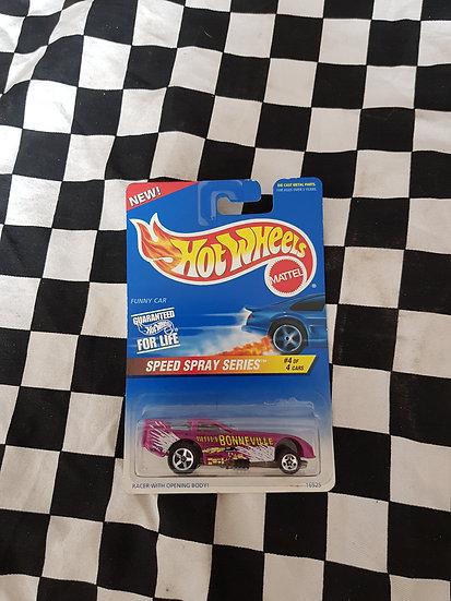 Hot Wheels 1996 Speed Spray Series Funny Car