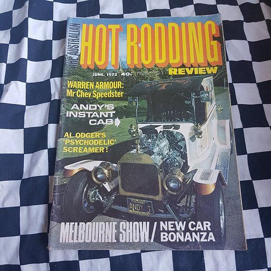 Australian Hot Rodding Review June 1972
