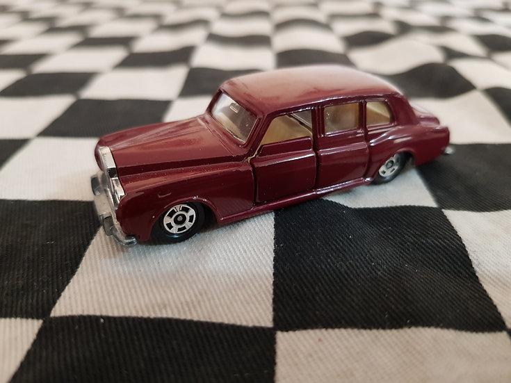 Vintage Tomica Rolls Royce Phantom VI