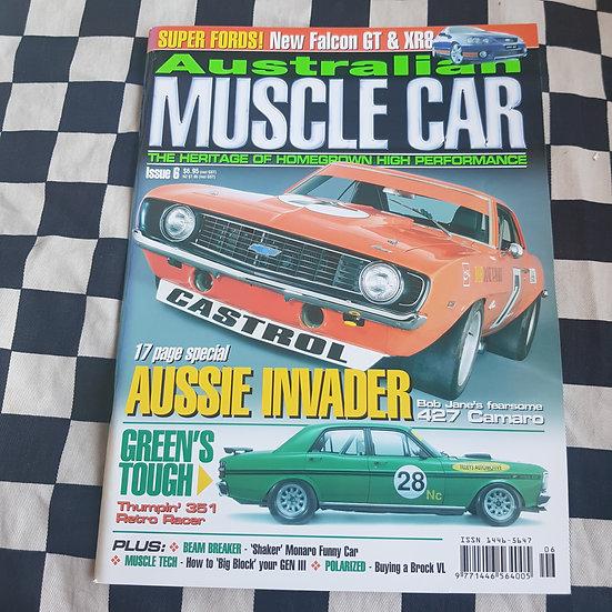 Australian Muscle Car Magazine Issue 6
