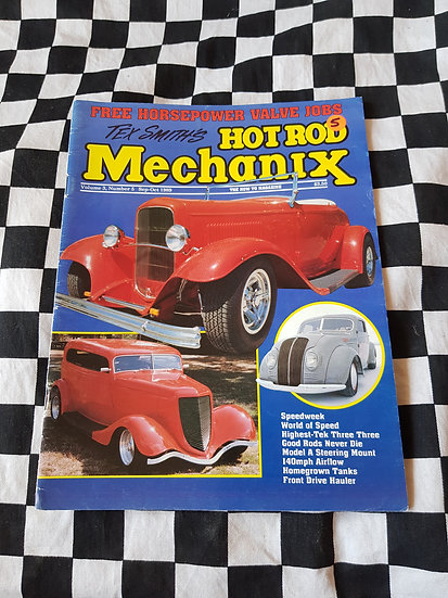 Tex Smiths Hotrod Mechanix Vol 3 #5