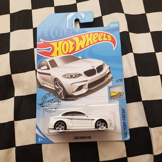 Hot Wheels 2019 Factory Fresh 2016 BMW M2
