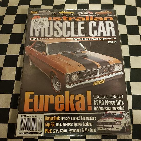Australian Muscle Car Magazine #94