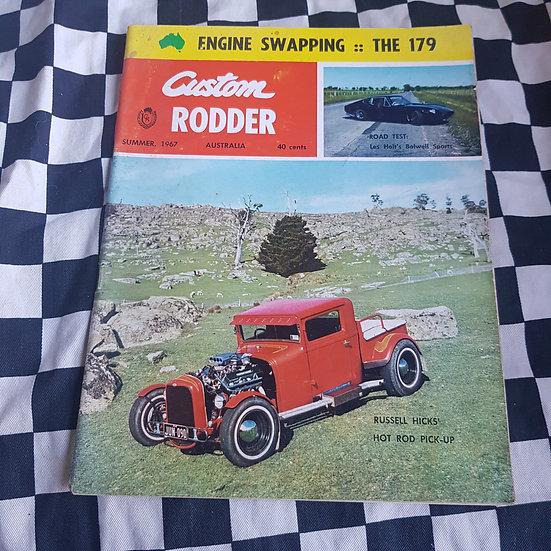 Custom Rodder #3 Summer 1967 VHTF
