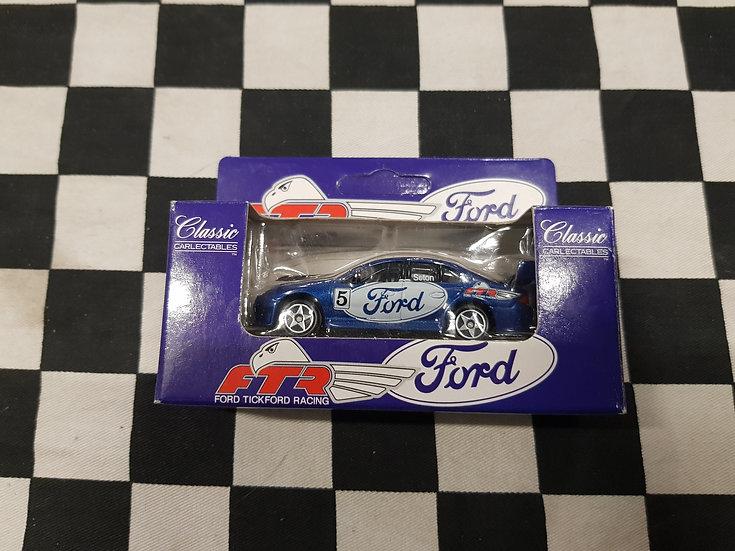 Classic Carlectables 1:64  Glen Seton FTR Racing FORD FALCON 64008
