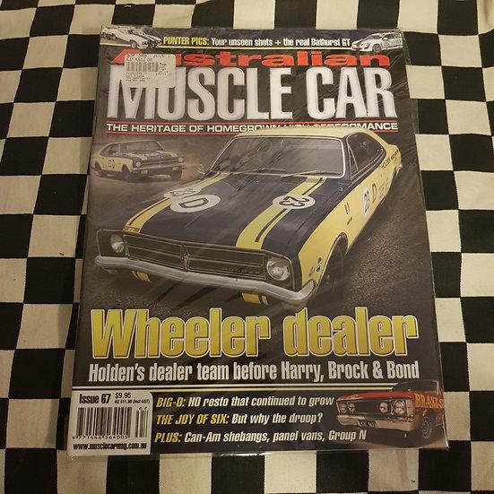 Australian Muscle Car Magazine #67