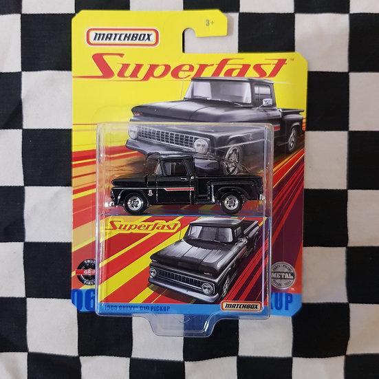 Matchbox Superfast 1963 Chevy C10 Pickup