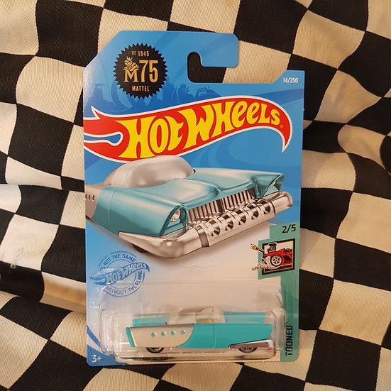 Hot Wheels 2020 Tooned Mattel Dream Mobile Bubble top Custom Ed Roth