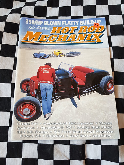 Tex Smiths Hotrod Mechanix Vol 4 #4