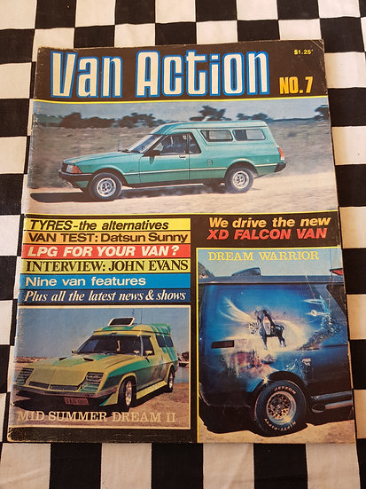 VAN ACTION magazine #7