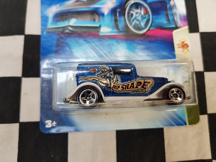 Hot Wheel 2003 Tat Rods Ford 1932 Delivery Hotrod