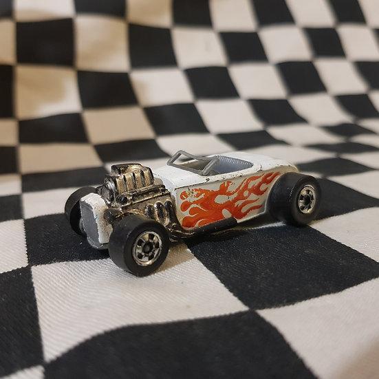 Vintage Loose Hot Wheels Blackwall Hot Rod Roadster