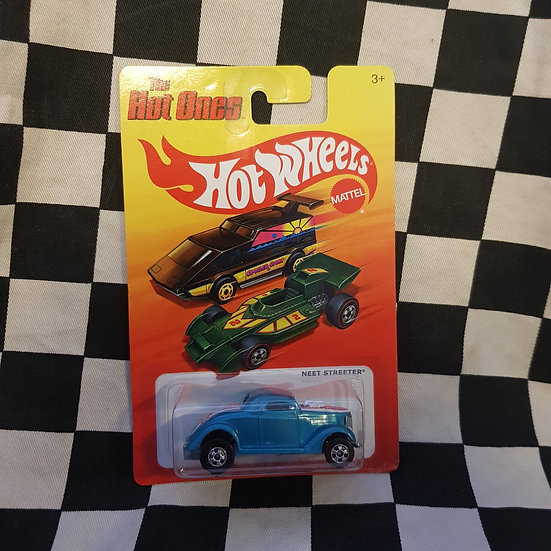 Hot wheels The Hot Ones Neet Streeter 36 Ford Gasser Hot Rod