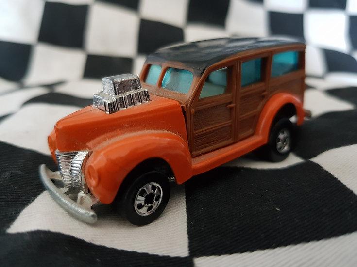 Hot Wheels Blackwall Hi-Raker 40's Ford Woody (loose)