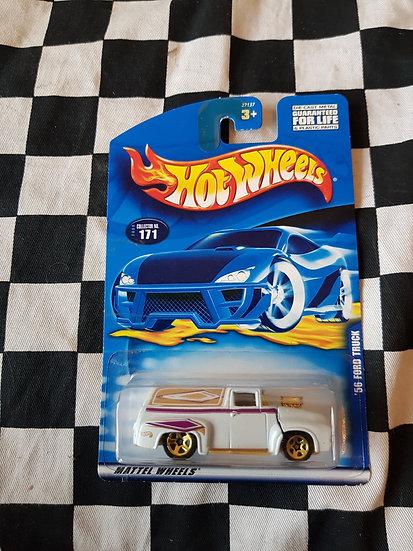 Hot Wheels 2000 56 Ford Truck F100 Van