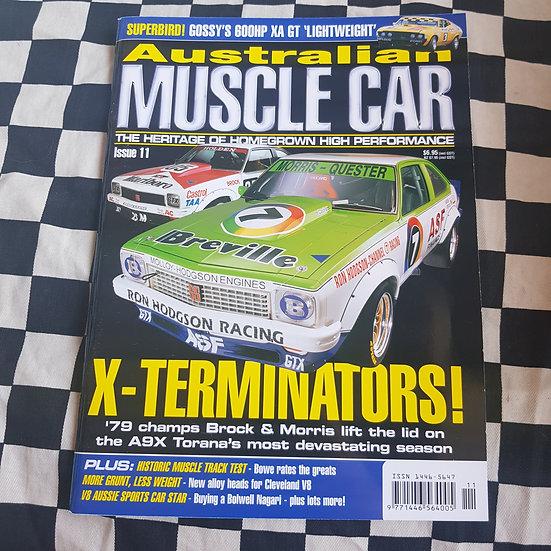 Australian Muscle Car Magazine Issue 11
