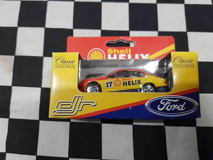 Classic Carlectables 1:64 Dick Johnson DJR Shell Helix Racing Ford Falcon 64009
