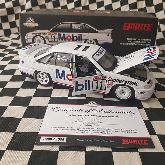 Biante 1:18 Holden VN Commodore SS Group A Larry Perkins/Thomas Mezera Bathurst