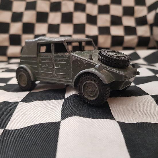 Vintage Dinky Volkswagen KDF Army