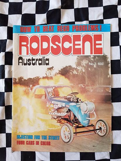RODSCENE Australia Magazine #2