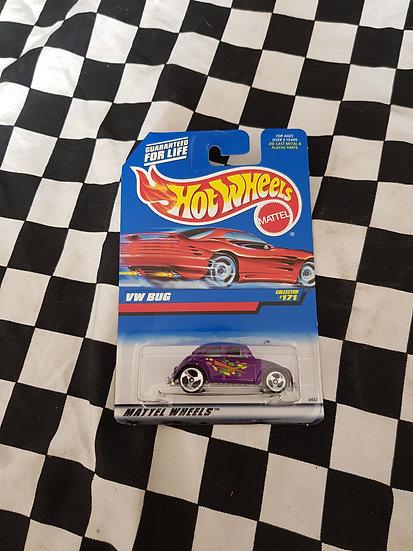 Hot Wheels 1997 #171 Vw Bug Purple