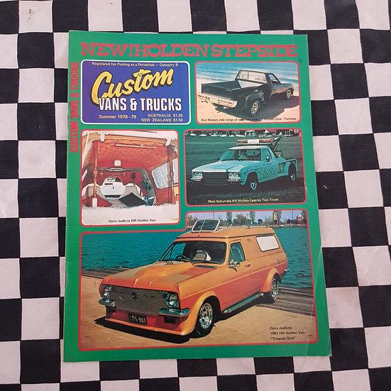 Custom Vans & Trucks Magazine #10