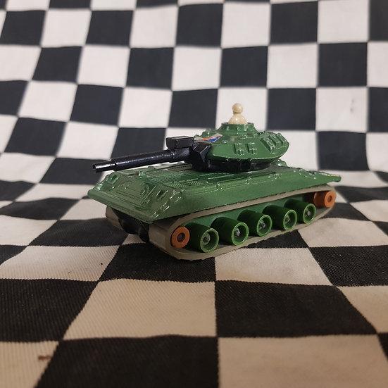 Vintage Loose Matchbox Battle Kings M 551 Sheridan  Army Tank
