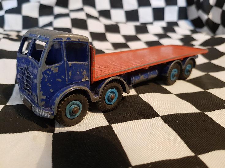 Dinky Supertoys Foden Truck blue/orange