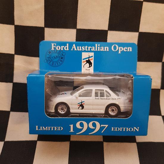 Matchbox 1997 Limited Edition  FORD Australian Open Tennis FALCON EA EB ED EF EL