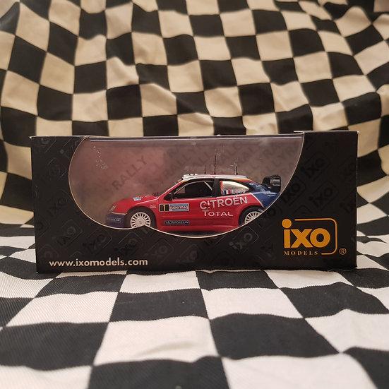 IXO Models  1:43 Citroen Xsara WRC #1
