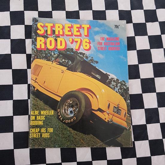 Street Rod '76 Magazine