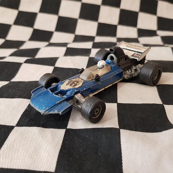 Vintage LGE Corgi Whizz Wheels Surtees TS9 F1 Blue