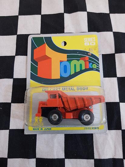 Tomica Hitachi Dump Truck