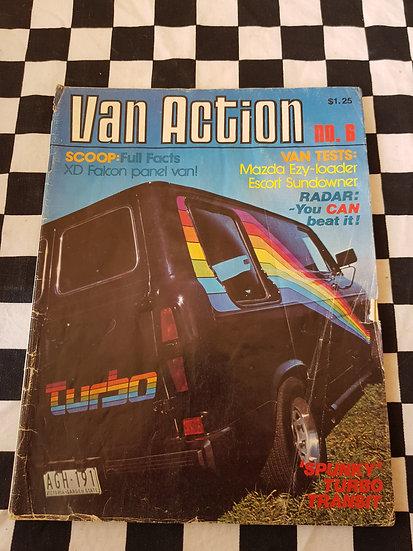 VAN ACTION magazine #6