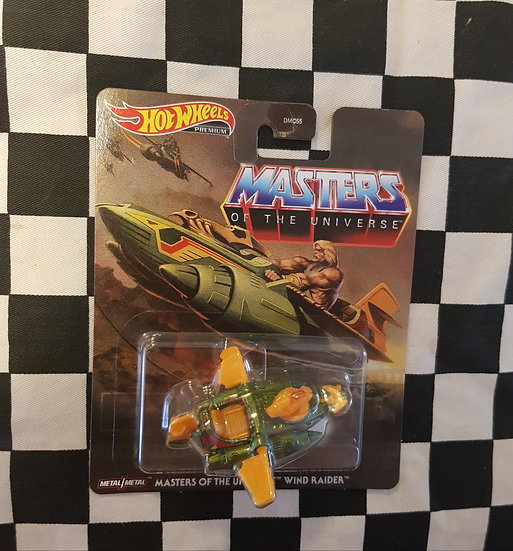 Hot Wheels Masters of the Universe Wind Raider