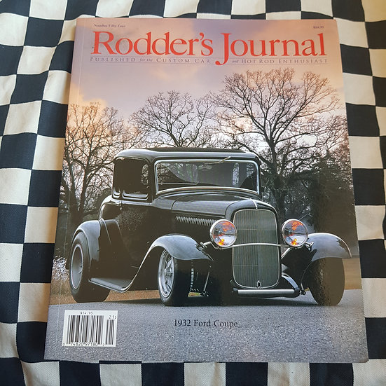 The Rodders Journal #54