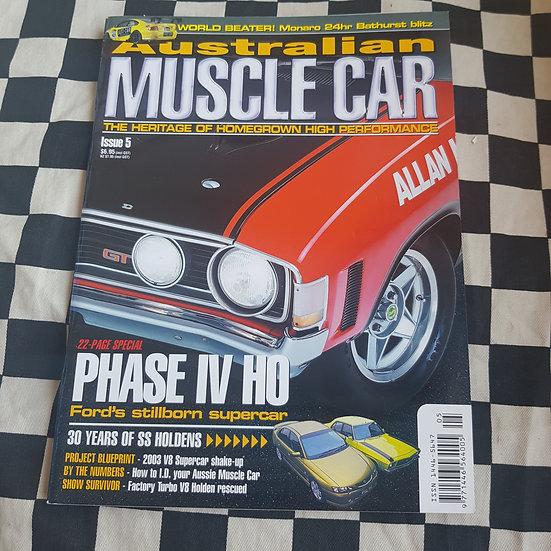 Australian Muscle Car Magazine Issue 5