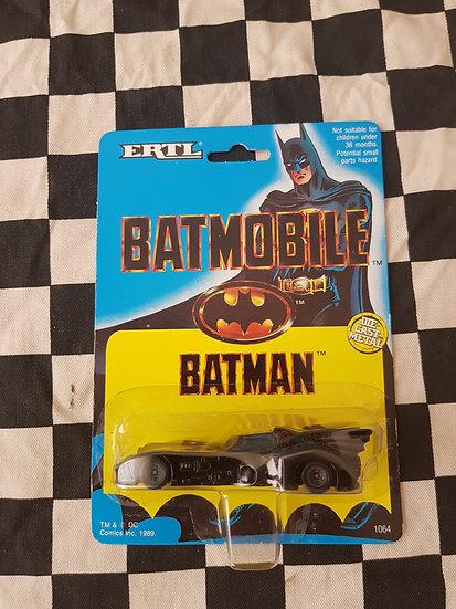 Batmobile 1989 ERTL Die Cast Model