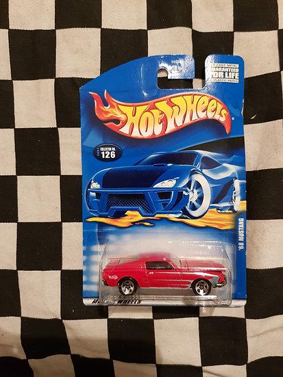 Hot Wheels 2001 65 Mustang